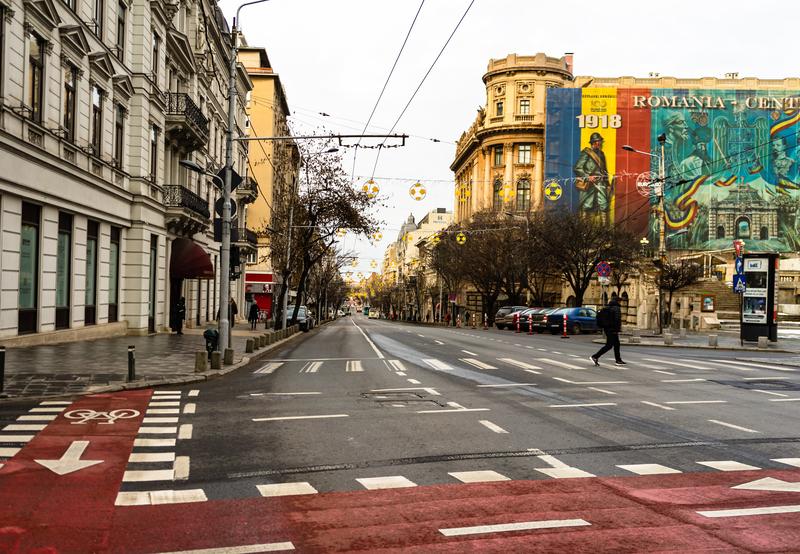 Bucharest pollution plummets amid coronavirus isolation precautions | Romania Insider