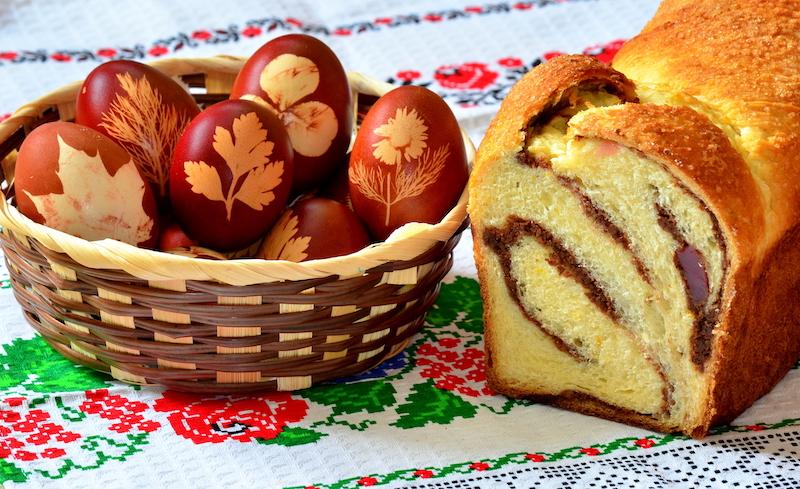 Cozonac Easter