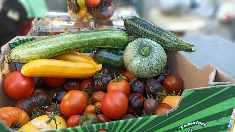 Scufita din Homita vegetables