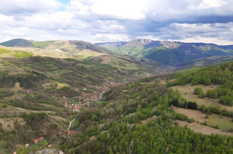 Ocolis Valley