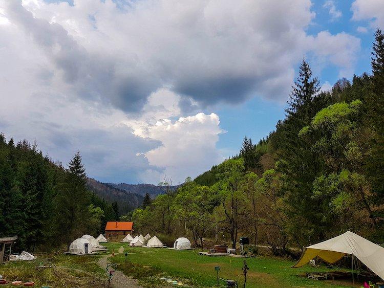 Camping Fain