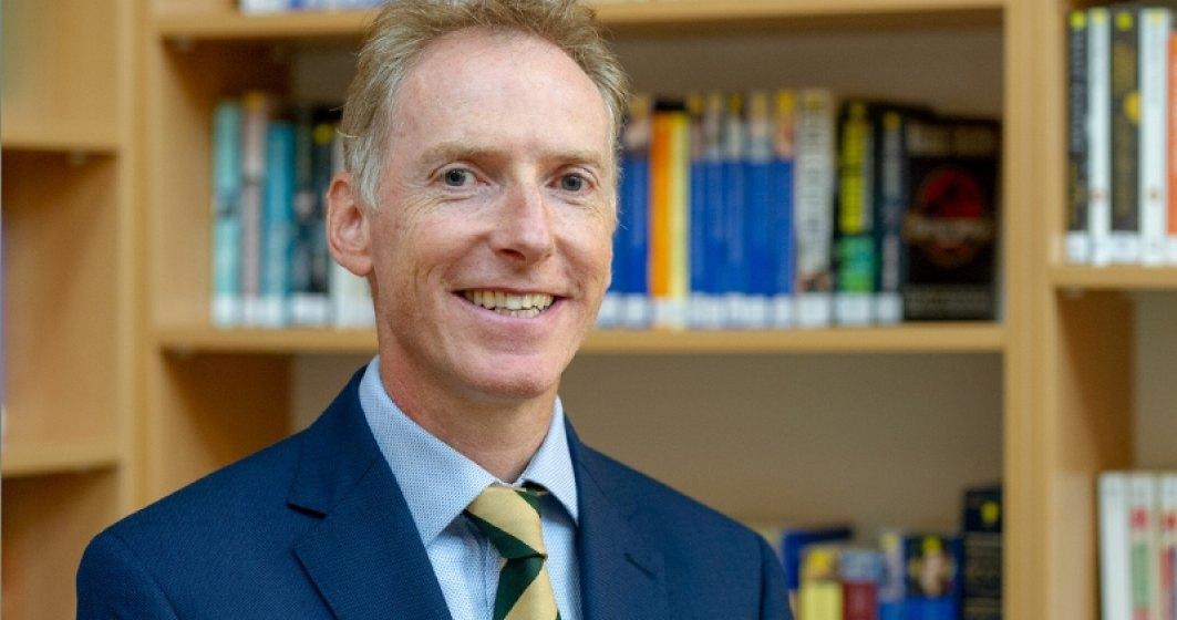 Philip Walters Headmaster BSB
