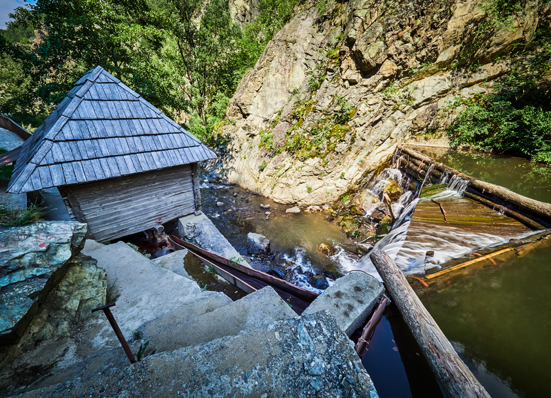 A new chapter for Banat's water mills in western Romania